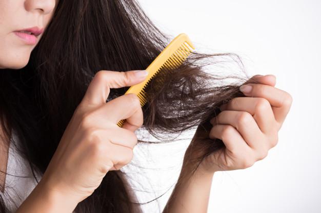Combate la caída del cabello